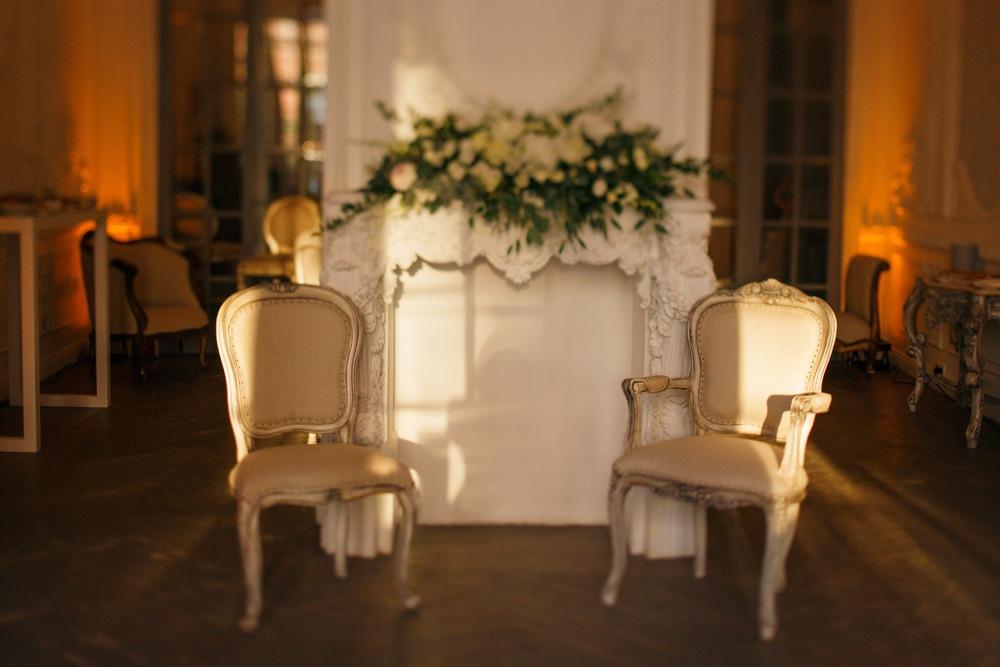 Свадебная вечеринка, светский фуршет
