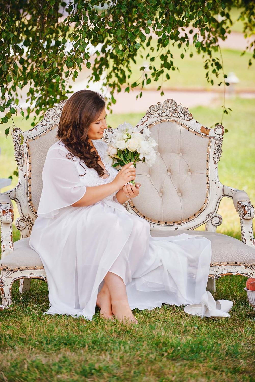 Утро невесты в Усадьбе