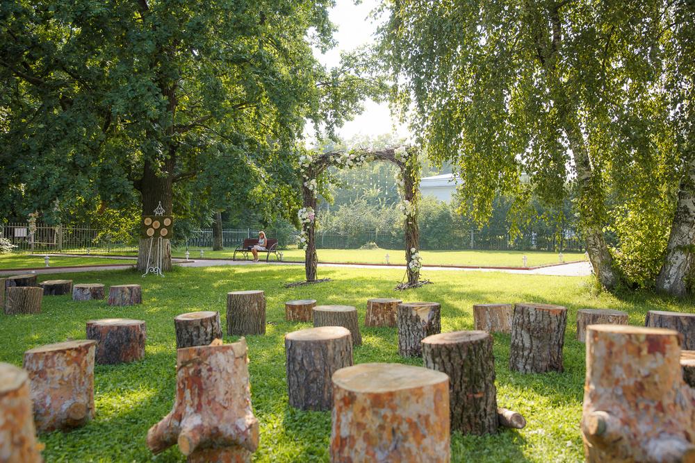 Cказочный лес