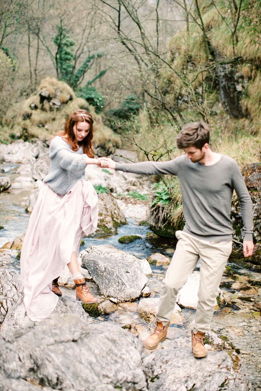 Vitya & Alesya on film