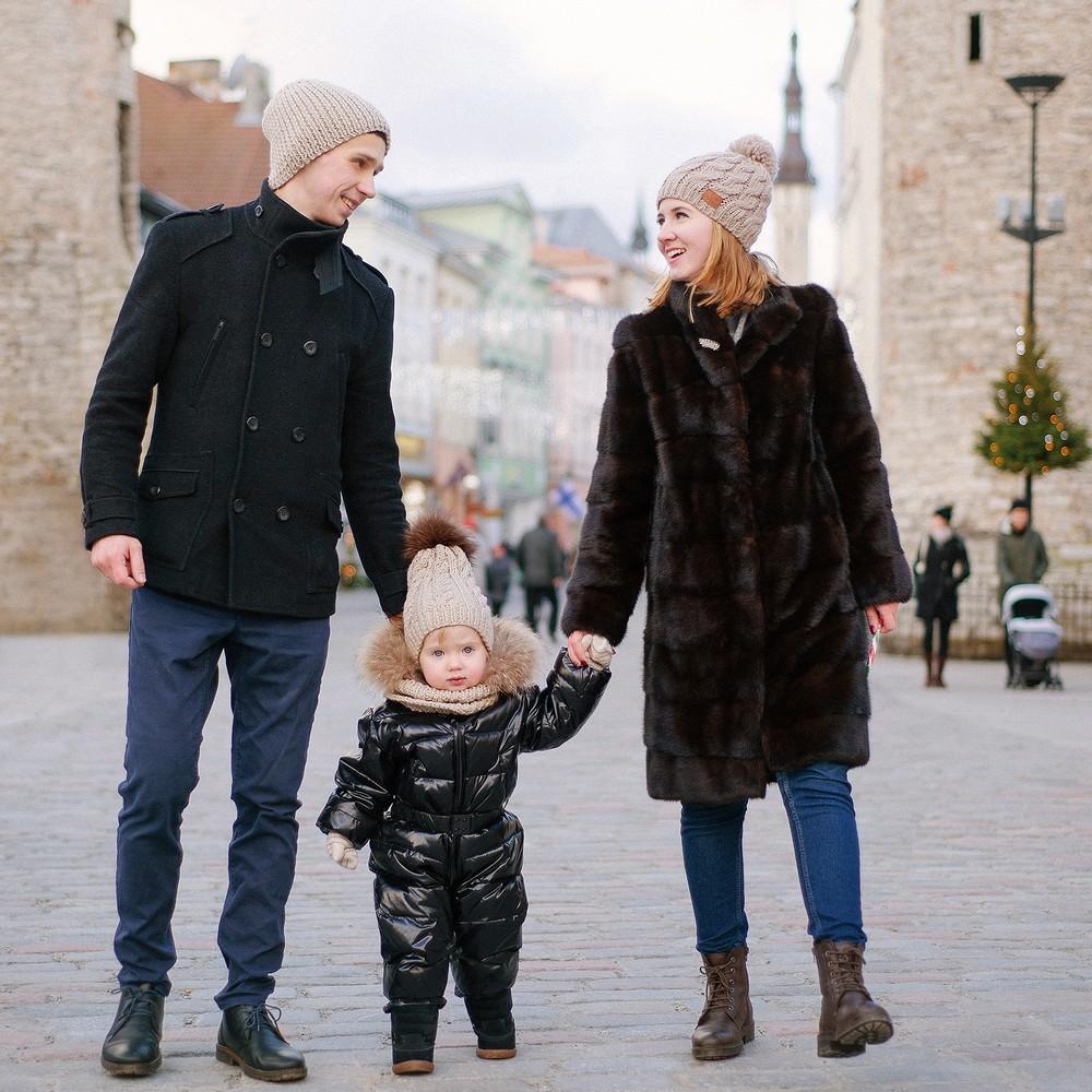 Anton, Julia & Andryusha