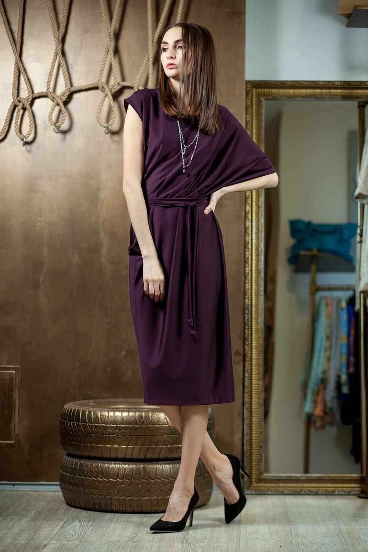 dress in capsule collection by Natali Bibikova Fashion Designer