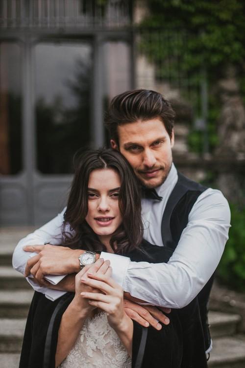 Андреа и Натали - Италия Варезе