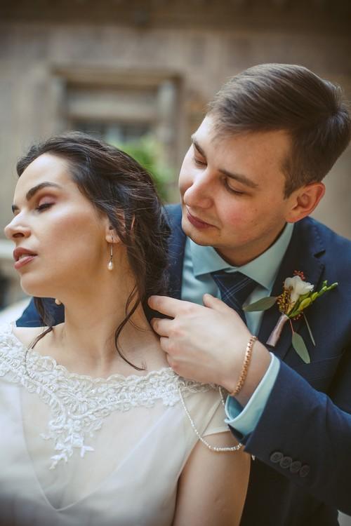 Инна и Саша - о. Спиридонова