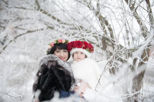 Юлия и Камила. Январь 2017
