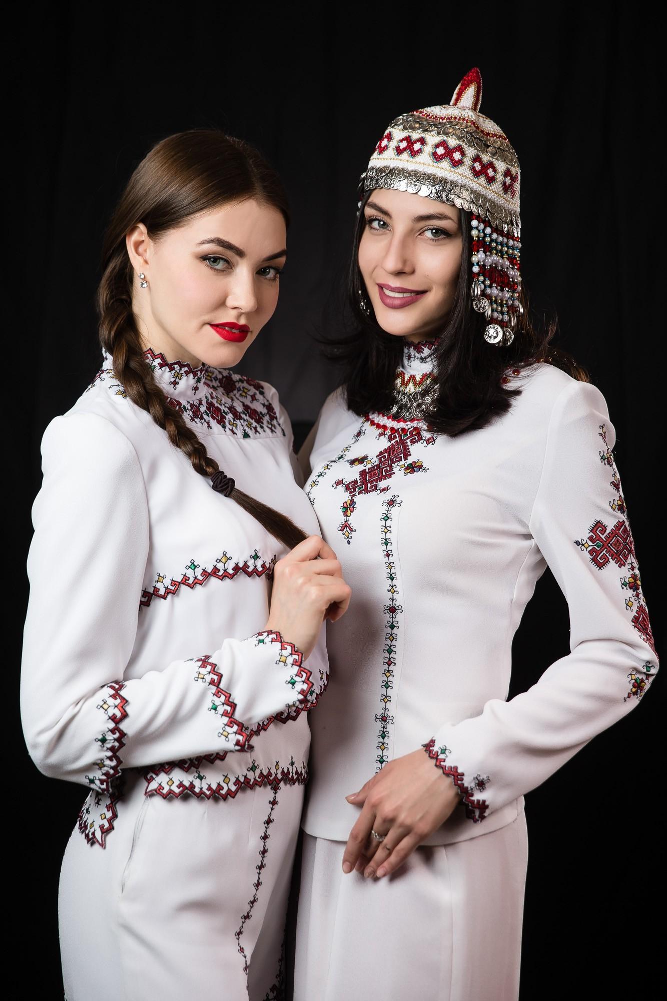 Национальные костюмы 2017 - 6