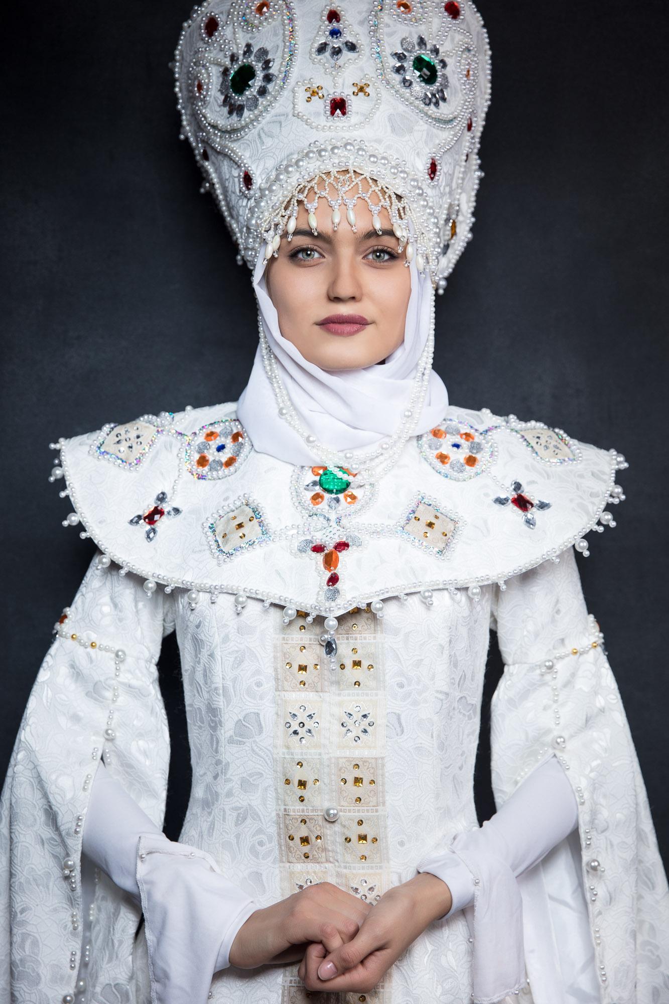 Национальные костюмы 2018 - 1