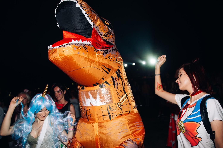 Фестиваль QIWI - 18