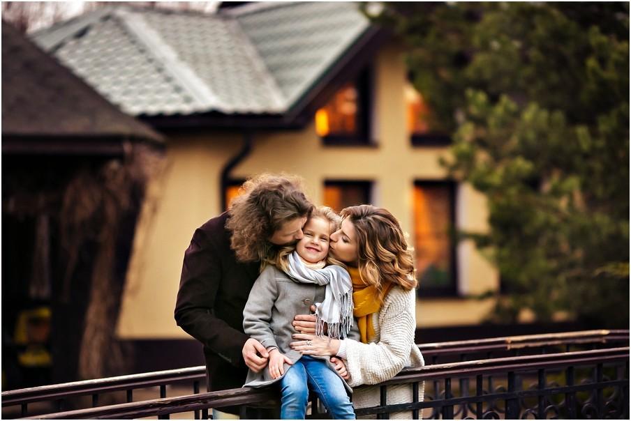 Светлана и ее семья