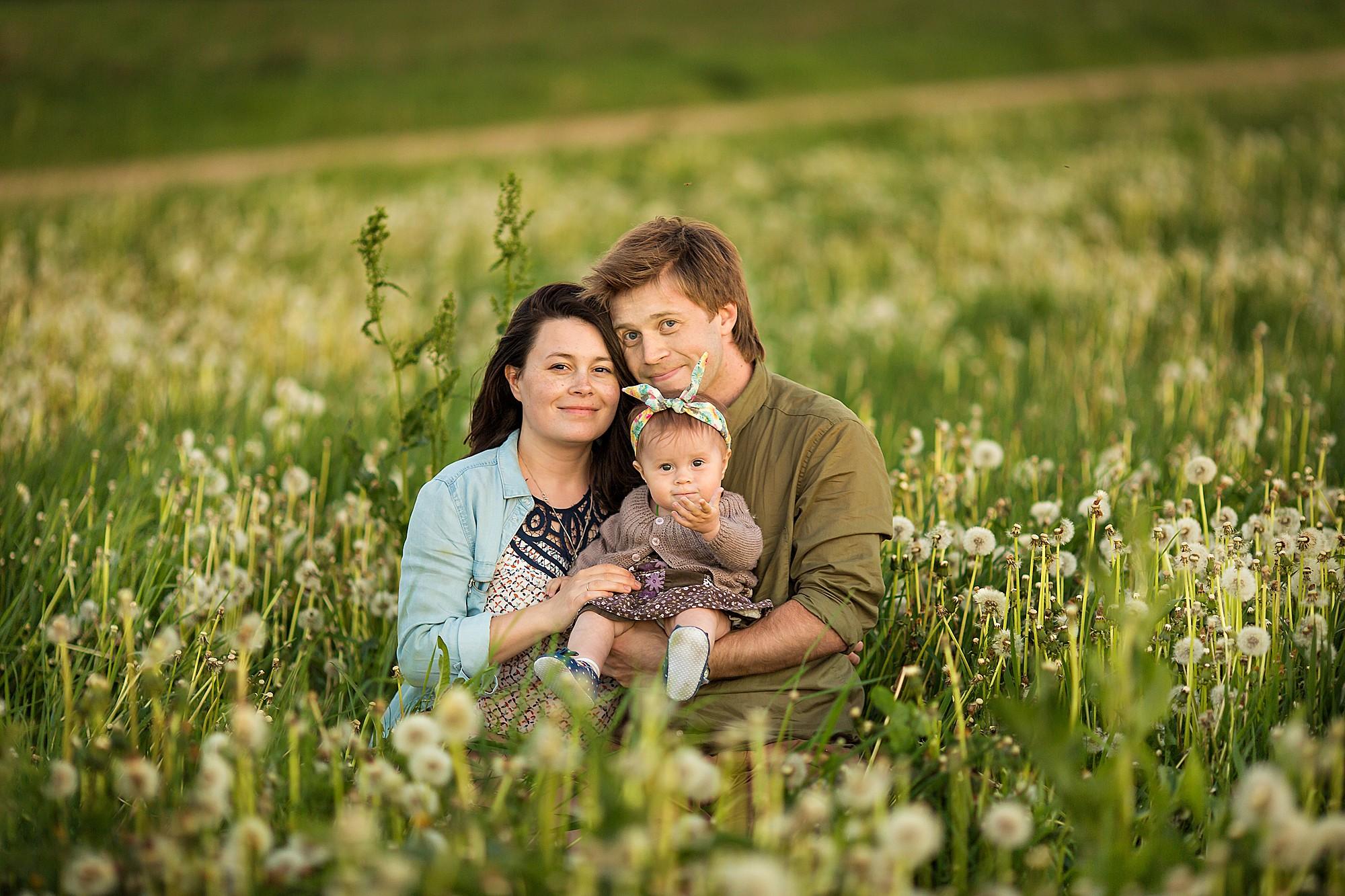 Сашенька и её семья