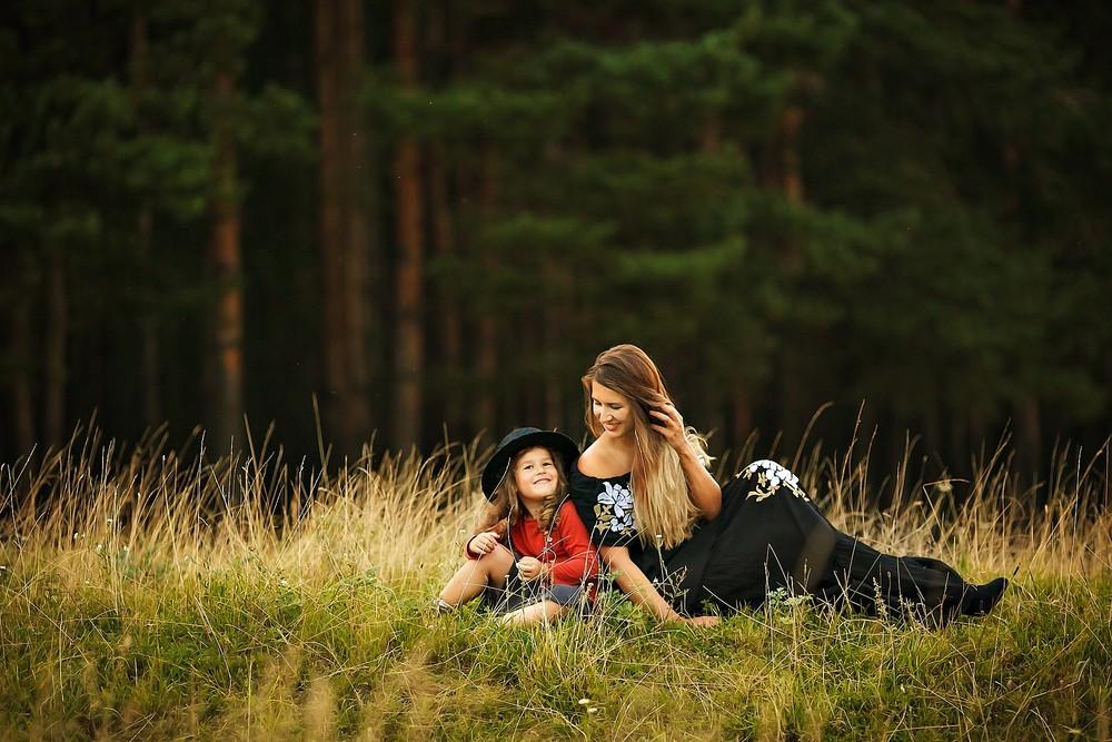 Агния и её семья
