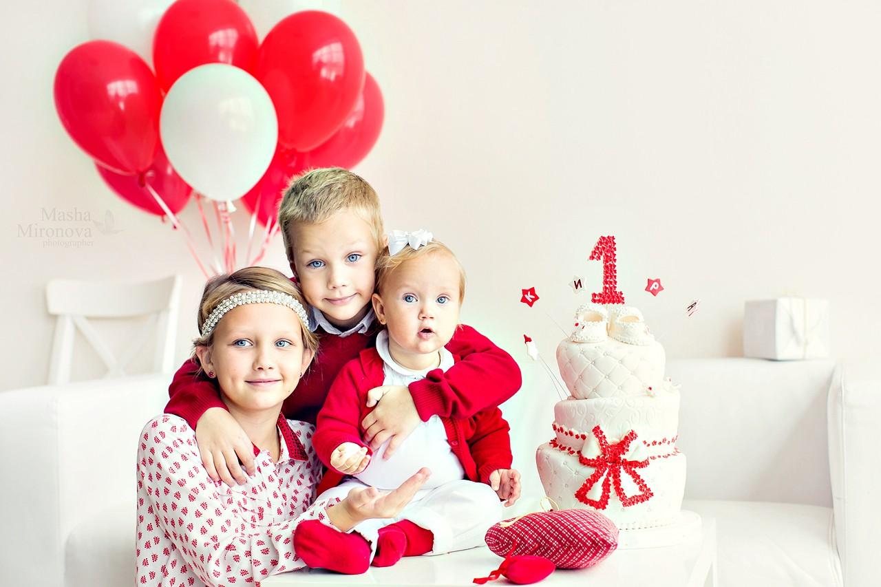 Дети от 0-1 года