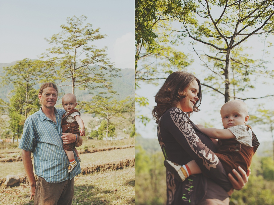 PORTFOLIO - ELENA, DAVE and ALEX/ NEPAL