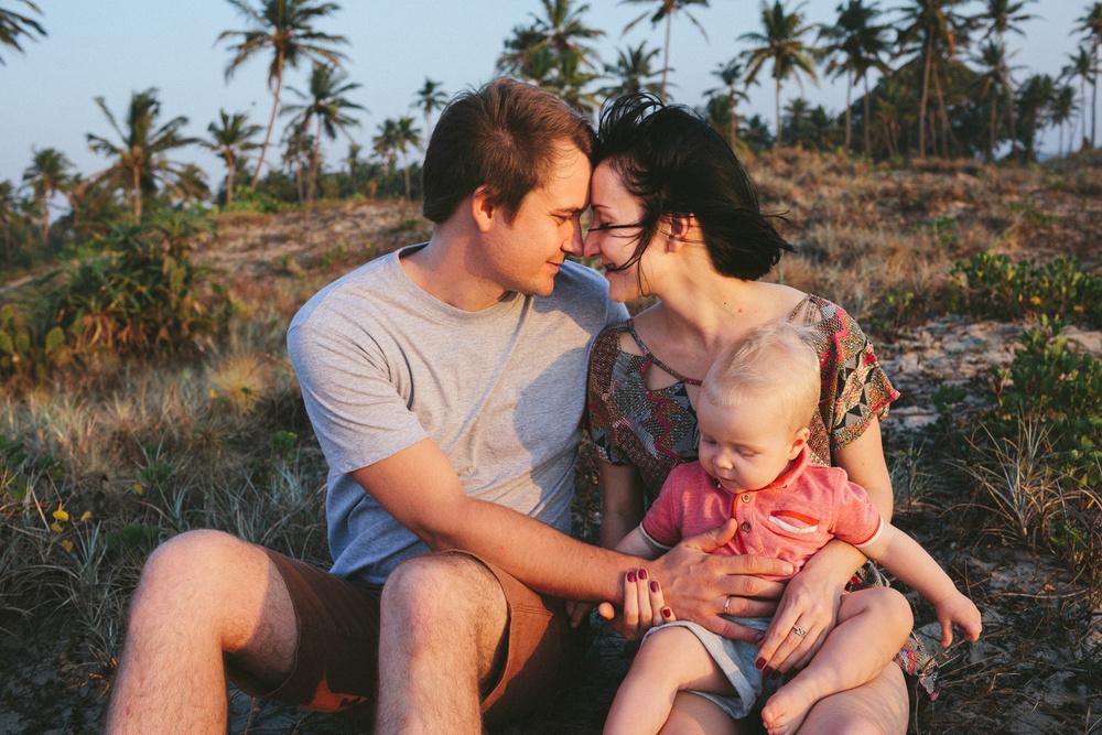 PORTFOLIO - FAMILY of HEDGEHOGS/ GOA