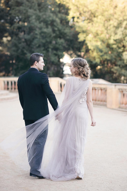 Свадьба в Барселоне