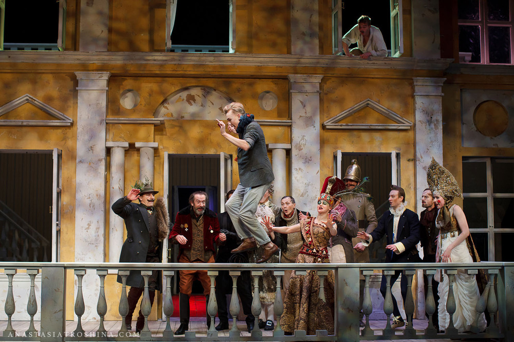 Театр Табакова, спектакль Ревизор