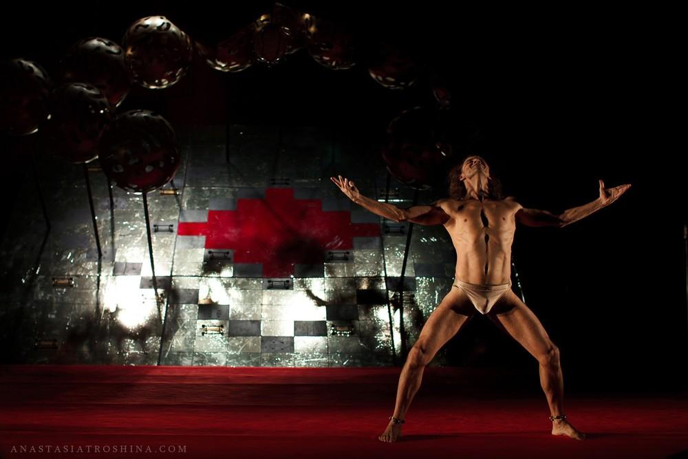Дмитрий Бозин, спектакль Саломея