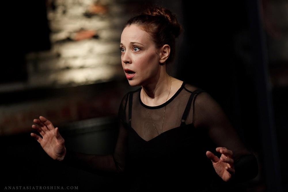 Анна Дубровская, Заслуженная артистка России