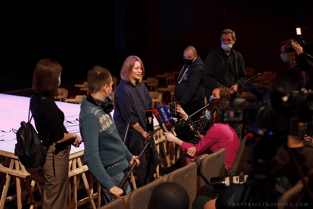 Мария Боровская, художник по костюмам, спектакль Мольер, театр Табакова