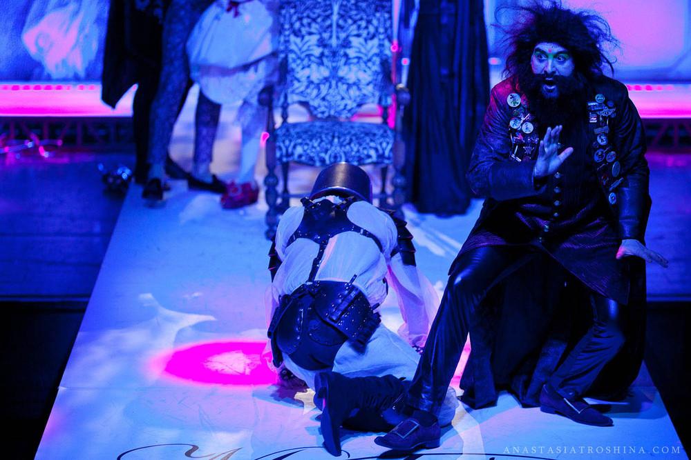 Театр Табакова, Игорь Петров, спектакль Мольер, avec amour