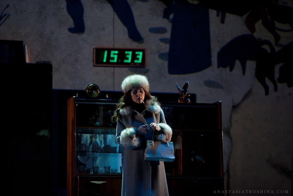Мария Шумакова, спектакль Бэтмен против Брежнева