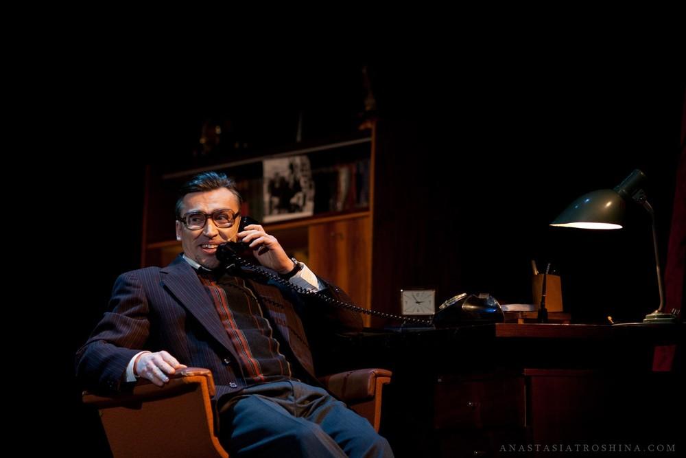 Андрей Субботин, спектакль Бэтмен против Брежнева