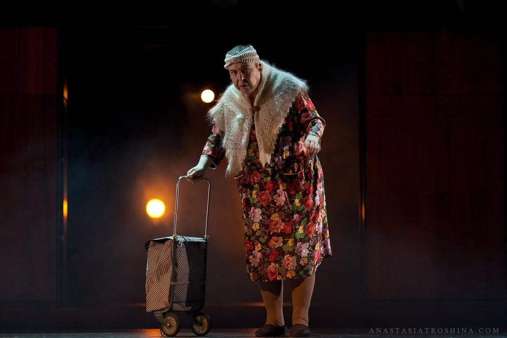 Александр Семчев, спектакль Бэтмен против Брежнева