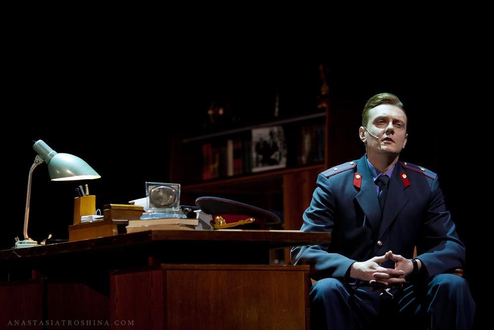 Дмитрий Гурьянов, спектакль Бэтмен против Брежнева