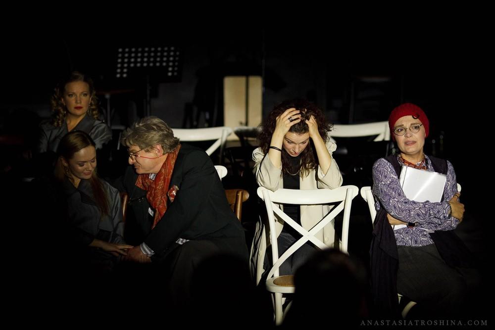 Мария Орлова, Леонид Трегуб, Анастасия Светлова