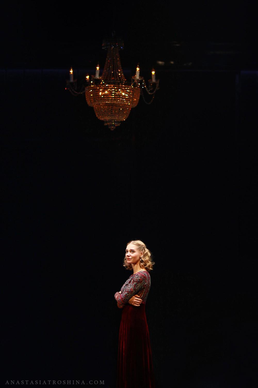 Кристина Асмус, спектакль Леди Макбет Мценского уезда