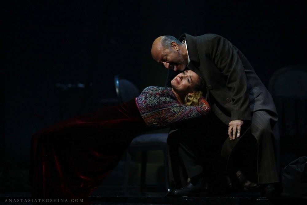 Сергей Власенко, театр Ермоловой
