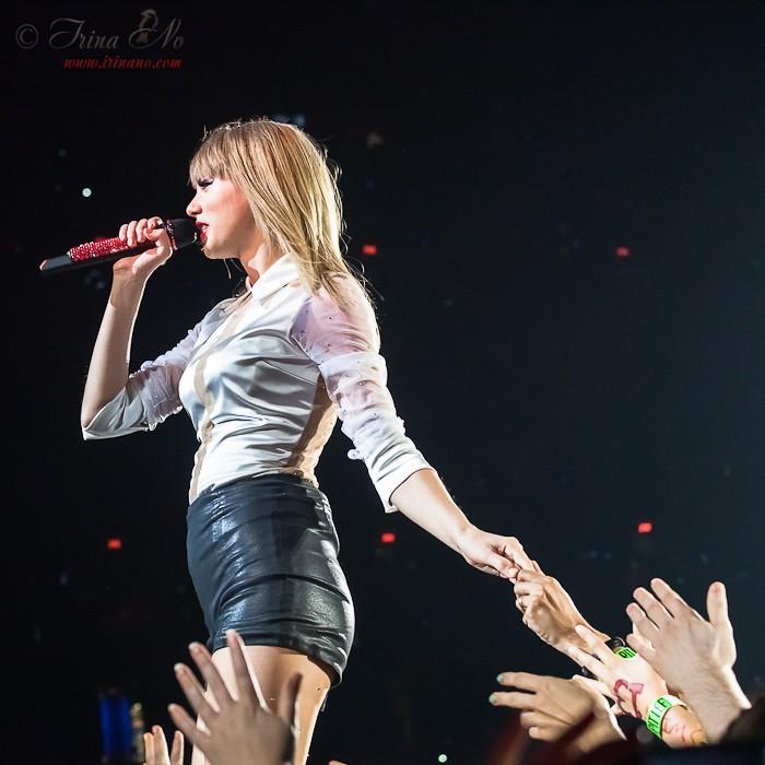 Concert Photos - Taylor Swift