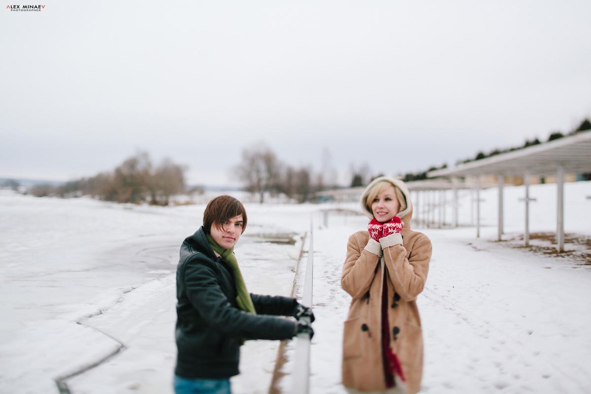 Катя и Илья | Москва