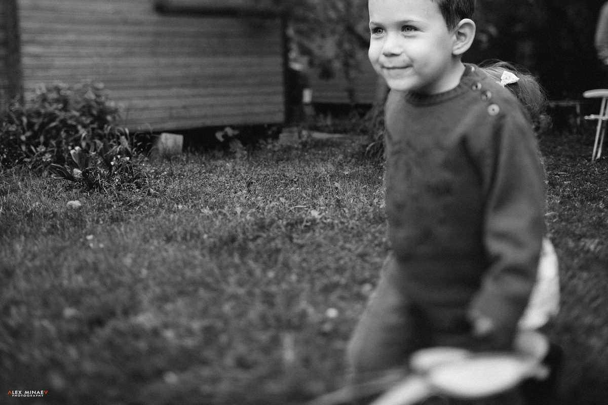 STEP CHILD story
