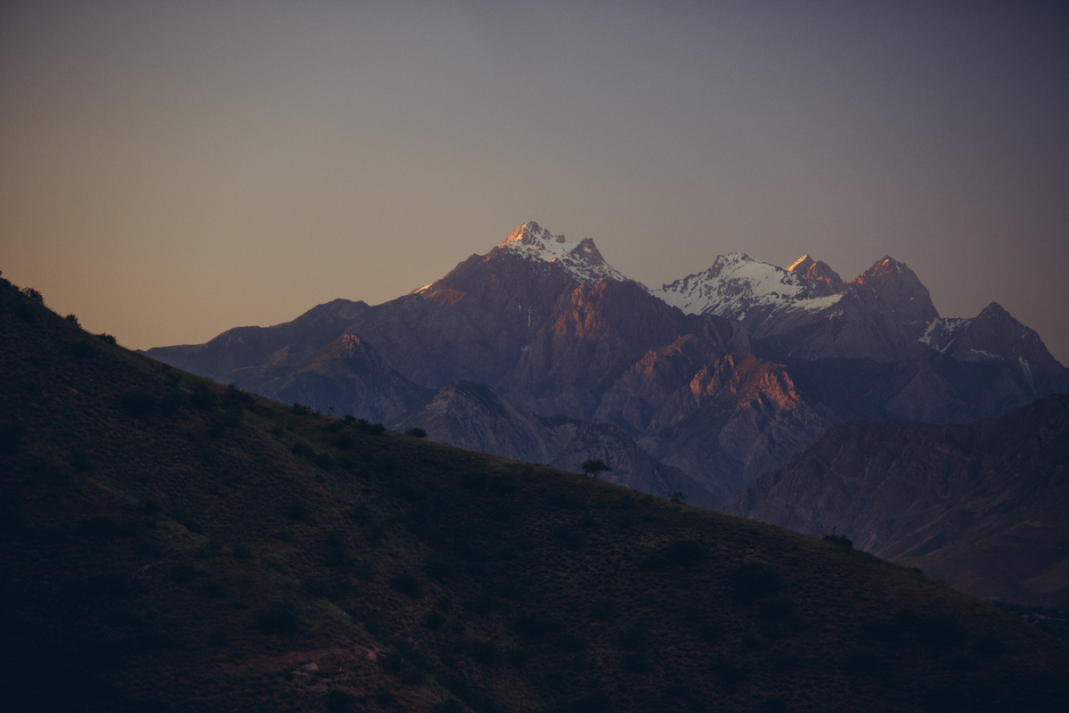 Таджикистан | ПАМИР
