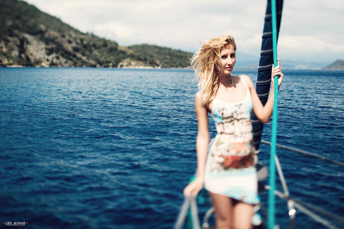 Вика | Турция