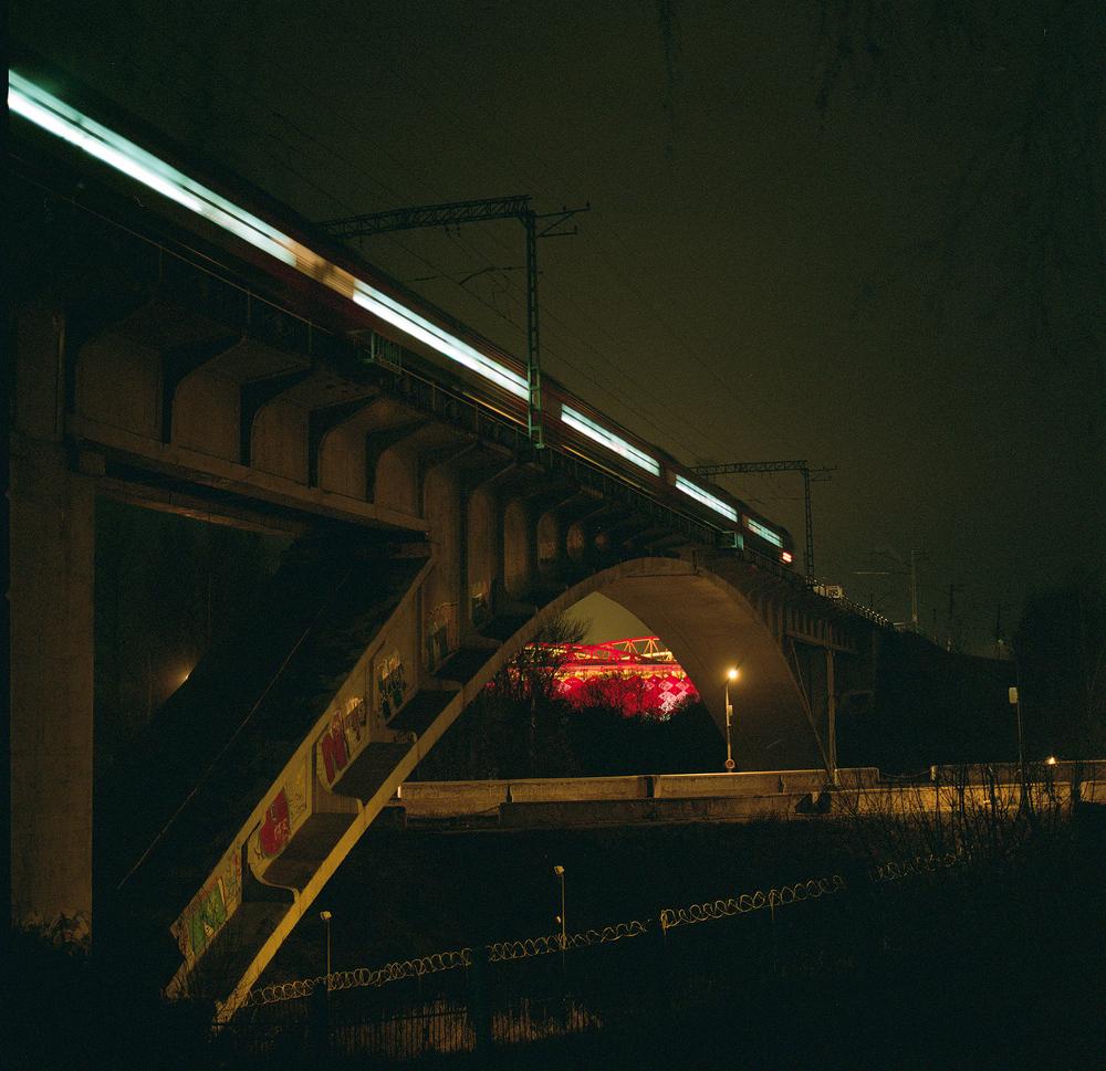 Взгляд с моста