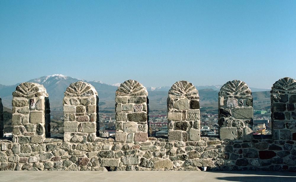 Зимнее путешествие по Кавказу