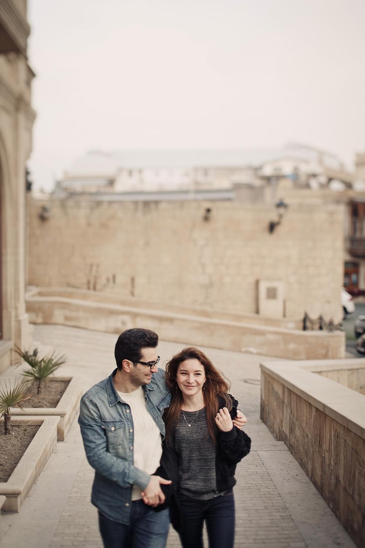 Аня и Имик | Баку