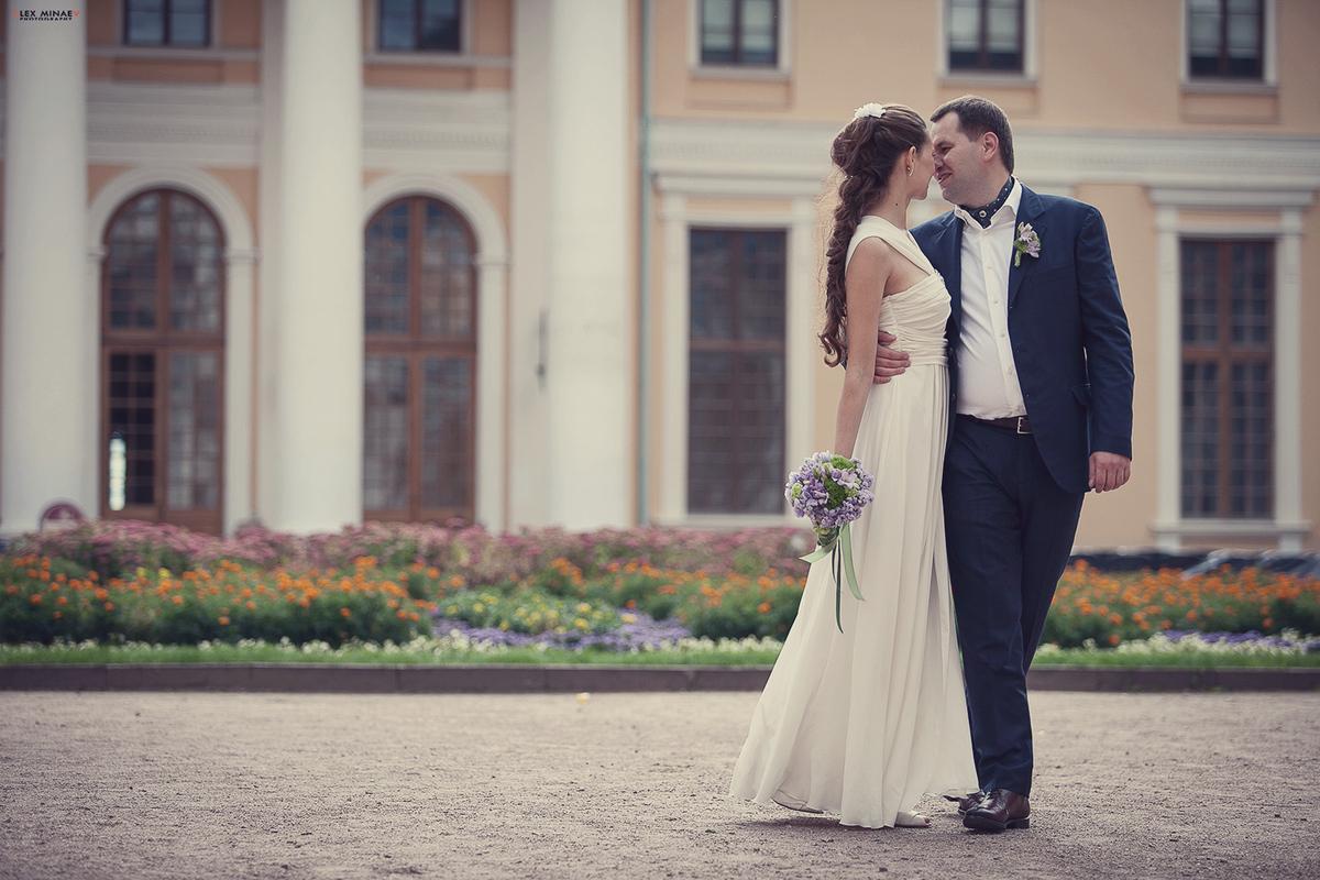 Юля и Алексей | Москва