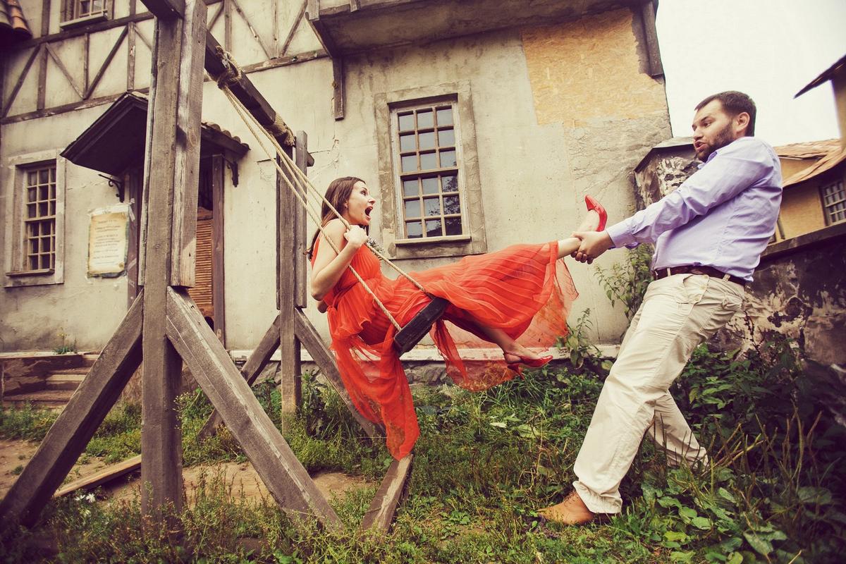 Алексей и Юлия   Москва
