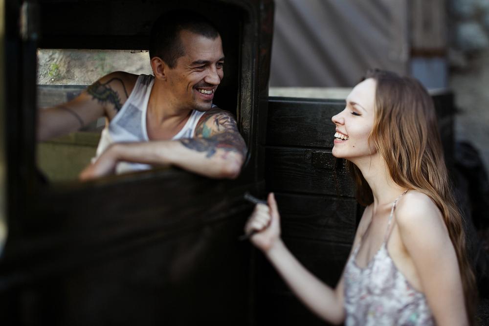 Виктор и Таня | Москва