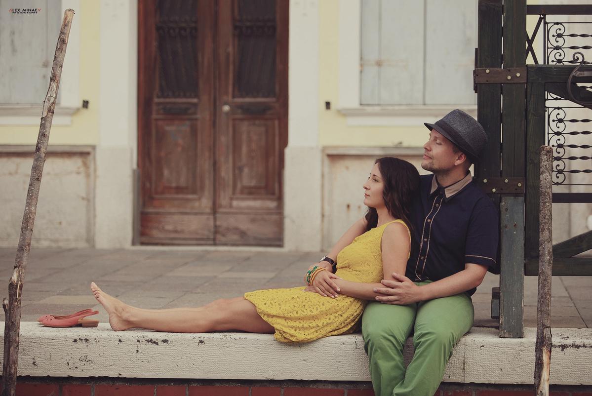 Дима и Ксения | Венеция