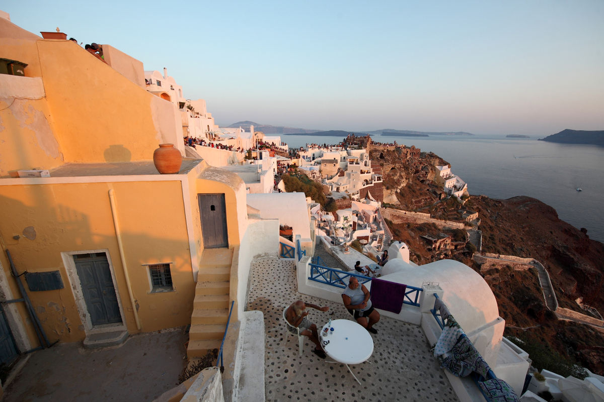 Санторини | Греция