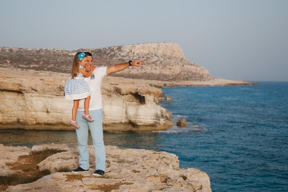 Кипр, Айя Напа, мыс Греко, семья, фотосессия, фотограф, cyprus, aiya napa, cavo greco, family, girl