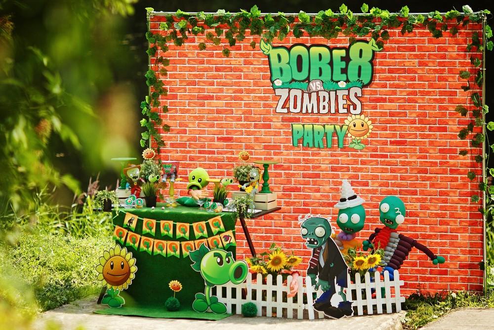 ПРАЗДНИКИ - Zombies Party, или Вове 8
