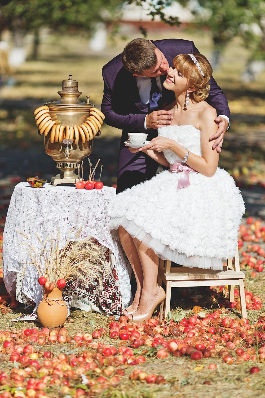 СВАДЕБНЫЕ ФОТОГРАФИИ - Свадьба Инны и Саши