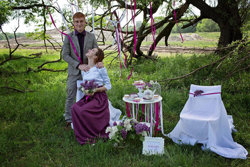 СВАДЕБНЫЕ ФОТОГРАФИИ - Свадьба Нади и Вани