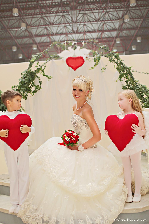 СВАДЕБНЫЕ ФОТОГРАФИИ - Свадьба Светы и Ромы