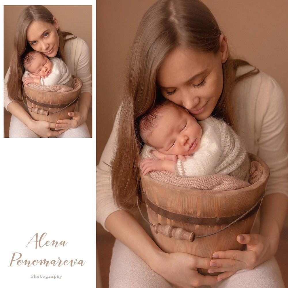 ПОРТФОЛИО - Материнство
